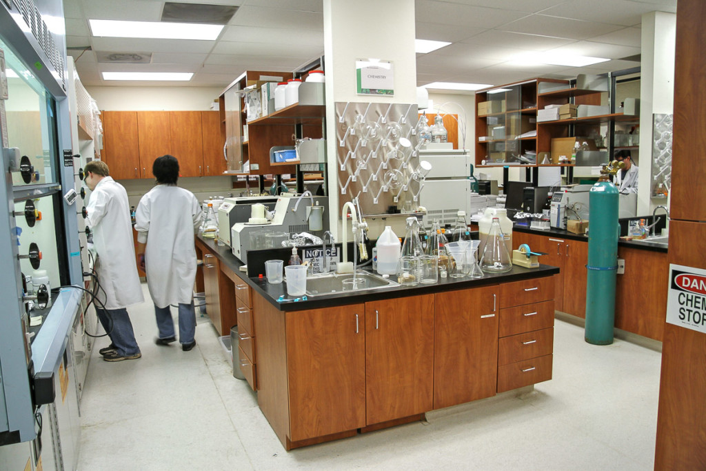 Medical Laboratory Construction Sacramento California. Built by GP Development Corp - Medical Laboratory Construction Specialists.