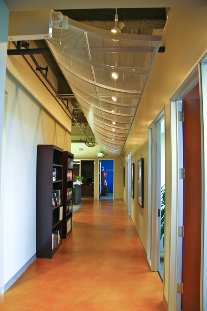 Law Firm Office Construction Sacramento California. Built by GP Development Corp - Dental Commercial Construction Specialists.