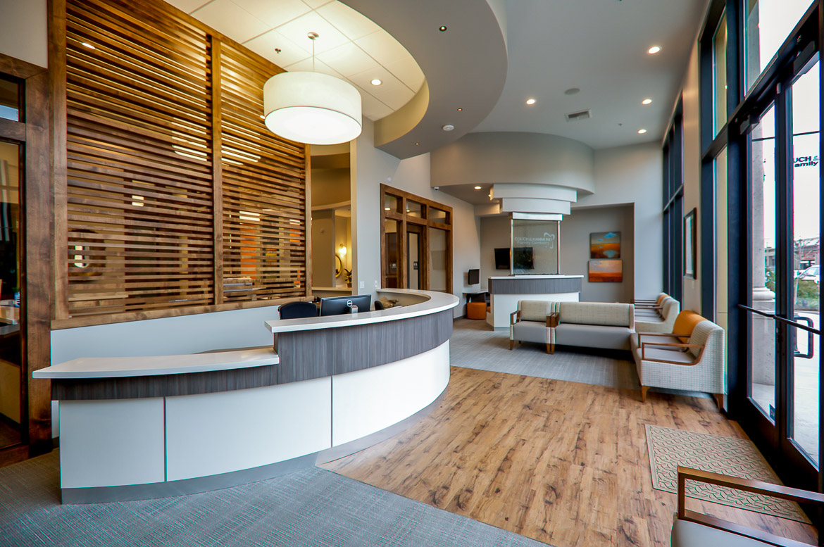 Dentist Office Construction Folsom California. Built by GP Development Corp - Dentist Office Construction Specialists.