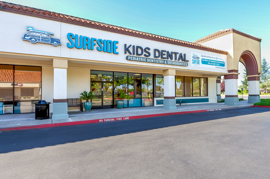 Pediatric Dentist Office Construction Sacramento California. Built by GP Development Corp - Dental Office Construction Specialists.