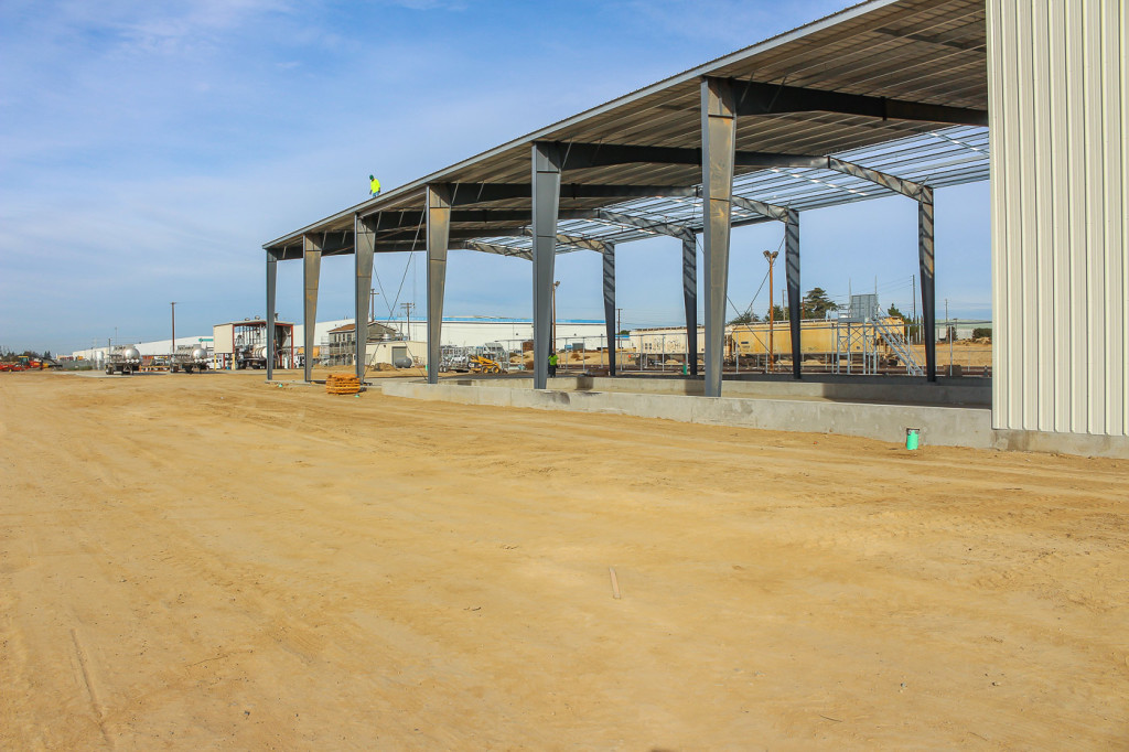 Industrial Construction Sacramento California. Built by GP Development Corp - Industrial Construction Specialists.
