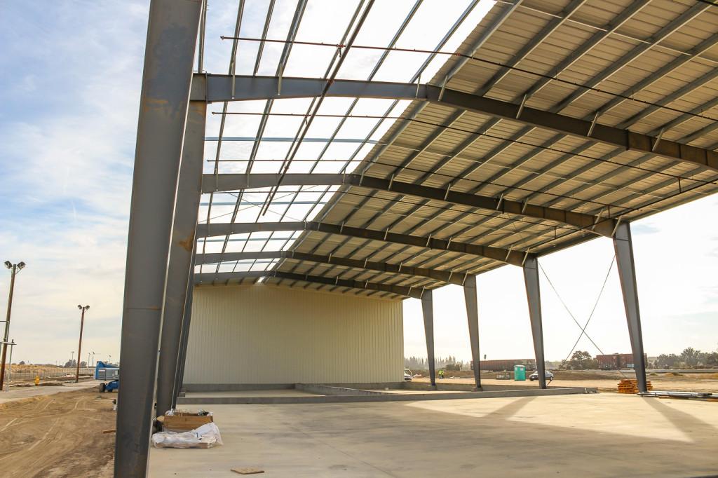 Industrial Construction Sacramento California. Built by GP Development Corp - Industrial Construction Specialists.
