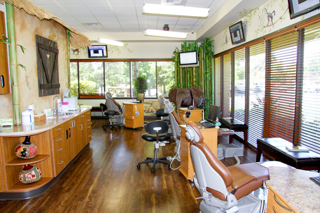 Orthodontic Construction in Sacramento California. Built by GP Development Corp - Orthodontic Office Construction Specialists.